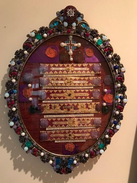 Passion reliquary